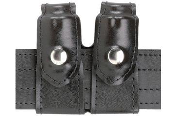 Safariland 370 Speedloader Holder, Split-Six Double, 2.25 370-2-8B