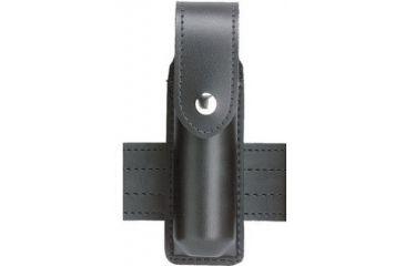 1-Safariland 38 OC Spray Holder, Standard, Top Flap 38-13PBL