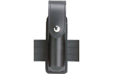 1-Safariland 38 OC Spray Holder, Standard, Top Flap 38-3-13PBL