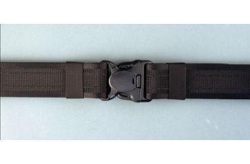Safariland 4301 Polymer Reinforced Nylon Webbing Duty Belt, Full Length Hook Lining, 2 4301-2-4