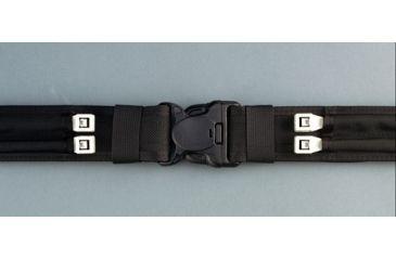 Safariland 4302 NylokPro/P.V.C. Laminated Duty Belt w/Two Flex - Cuff Channels, Full Length Hook Lining, 2 4302-5-4