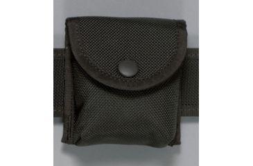 Safariland 4620 Deluxe Glove/Microshield Case, Two Compartments 4620-4V