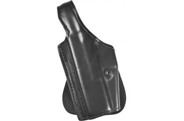Safariland 518 Paddle Holster, Plain Black, Left Hand - Glock 20/21