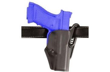 Safariland 5187 Belt Holster for Pistols - STX Plain Black, Left Hand 5187-53-412