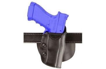 Safariland 568 Custom Fit for Revolvers Holster - Carbon Fiber Look Black, Left Hand 568-83-652