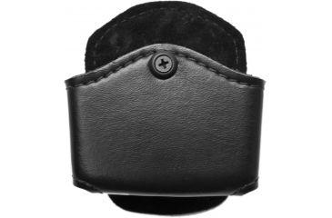 Safariland 572 Concealment Magazine Holder Paddle Double Plain Black Ambidextrous 572 383 2