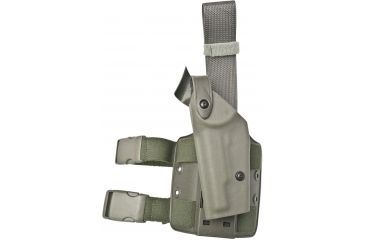 Safariland 6004 Sls Tactical Holster Od Green Left Hand Colt Gov T 1911 Similar 6004 53 562