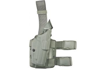 Safariland 6004 SLS Tactical Holster, STX Foliage Green, Left Hand, Springfield XD 9mm
