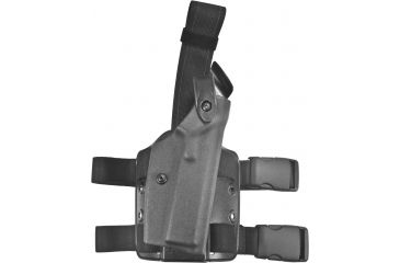 Safariland 6004 SLS Tactical Holster - Tactical Black, Right Hand 6004-182-121