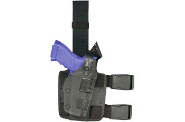 Safariland 6274 Special Ops Tactical Holster for Pistols - STX FDE Brown, Right Hand 6274-73-551