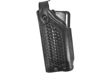 Safariland 6280 Level II Retention, Mid-Ride Holster, Basket Black, Left, Sentry Protection, H&K USP 40