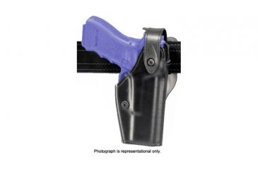 Safariland 6280 Level II Retention, Mid-Ride Holster - Nylon-Look, Right Hand 6280-25621-261