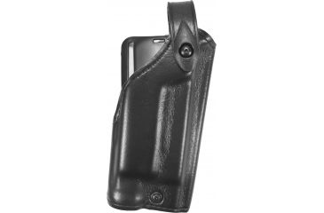 Safariland 6280 Level II Retention, Mid-Ride Holster, Plain Black, Right Hand, Glock 19