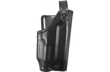 Safariland 6280 Level II Retention, Mid-Ride Holster, Plain Black, Right Hand, H&K USP 40 D.A.O.