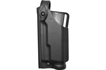 Safariland 6280 Level Ii Retention Mid Ride Holster Stx Plain Black Left Hand 6280 14821 412
