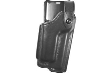 Safariland 6285 1.5in Drop LVL 2 Holster - Plain Black, Right Hand - Springfield Op 1911-A1 w/Light