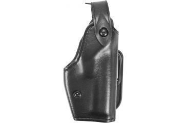 Safariland 6287 Concealment SLS Belt Holster - Plain Black, Right Hand, H&K P2000