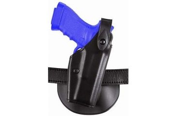 Safariland 6288 Concealment SLS Paddle Holster - Plain Black, Right Hand 6288-283-61