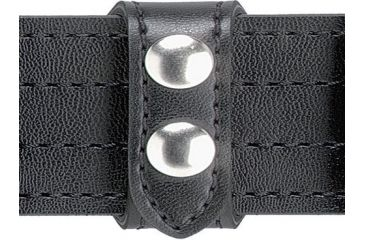 Safariland 63 Belt Keeper, Slotted, 2 Snap 63-9B