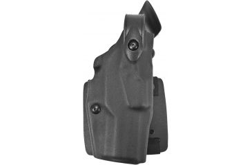 Safariland 6304 ALS Tactical Holster, Right, STX Tactical Black Small Molle Adapter Plate, Beretta PX4 Storm