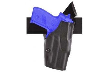Safariland Model 6320 ALS Duty Holster - STX Plain Black, Right Hand 6320-84-411
