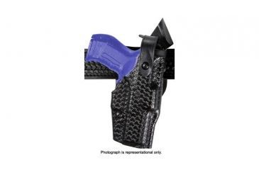 Safariland 6360 ALS Level III w/ Ride UBL Holster, Nylon-Look, Left Hand, H&K USP 9C