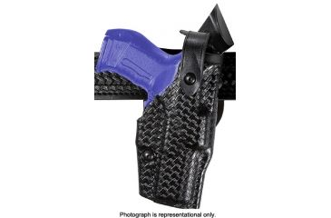 Safariland 6360 ALS Level III w/ Ride UBL Holster - Nylon-Look, Right Hand 6360-383-260