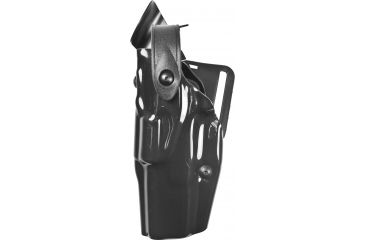 Safariland 6360 ALS Level III w/ Ride UBL Holster - STX Hi-Gloss Black, Left Hand 6360-83-492