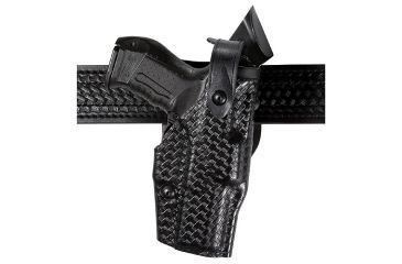 Safariland 6360 ALS Level III w/ Ride UBL Holster - STX Plain Black, Right Hand 6360-149-411