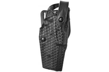 Safariland 6360 ALS LV3 Ride UBL Holster, Right, STX Basket, OBS Loop - S&W 1911