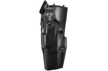 Safariland 6365 ALS Level III Holster w/ Drop UBL, Left, Plain Black Old Belt Style Loop, Glock 22