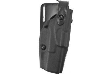 Safariland 6365 ALS Level III Holster w/ Drop UBL, Right, STX Tactical Black, No Hood Guard, Glock 17
