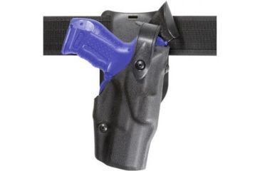Safariland 6365 ALS Level III w/ Drop UBL Holster - STX Basket Weave, Right Hand