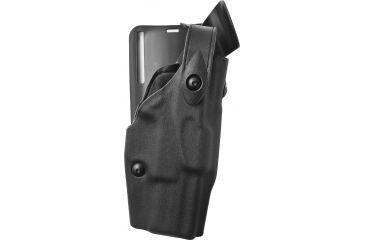 Safariland 6365 ALS LV3 Drop UBL Holster, Right, STX TAC Black - Spring XD 9mm
