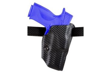 Safariland 6377 ALS Belt Holster - Carbon Fiber Look, Left Hand 6377-56-652