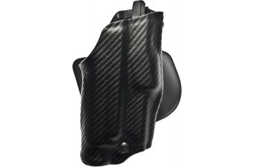 Safariland 6378 Als Paddle Holster Carbon Fiber Look Black Right Hand 6378 2192 651