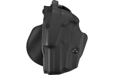 Safariland 6378 ALS Paddle Holster - STX Plain Black, Left Hand, Sig P228 6378-74-412