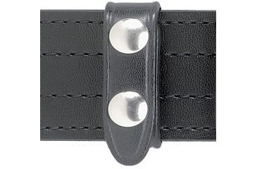 Safariland 65 Belt Keeper, 2 Snap 65-4PBL