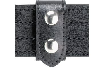 Safariland 655 Belt Keeper, Heavy Duty, 2 Snap 655-01B