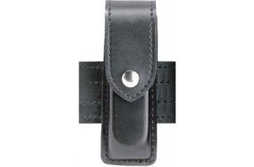 Safariland 76 Single Handgun Magazine Pouch - STX Basket Weave, Ambidextrous 76-383-48