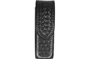 Safariland 76 Single Handgun Magazine Pouch - STX Basket Weave, Ambidextrous 76-83-48HS