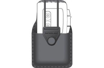 Safariland 764 Cassette Tape Recorder Holder 764-X-4
