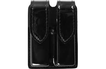 Safariland 77 Double Handgun Magazine Pouch for Sig 239 & Similar - Gloss Black 77-53-9HS