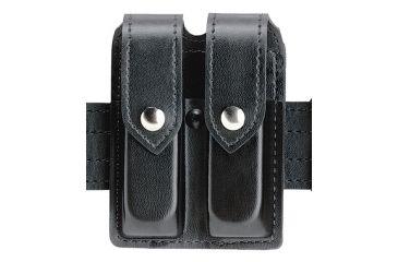 Safariland 77 Mag Pouch B/W Black Glock 17+2 PBL 77-083-4PBL