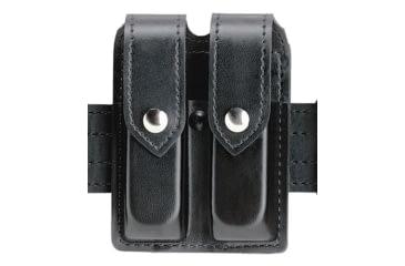 Safariland 77 Mag Pouch B/W Brown Glock 20 21 Hidden Snap 77-383-3HS