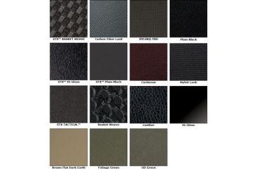Safariland 77 Mag Pouch Plain Black Gl 20,21c Black 77-383-2BL