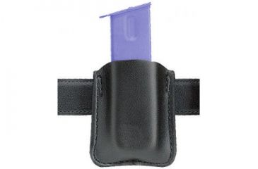 Safariland 81 Concealment Magazine Holder, Lightweight - Plain Black, Ambidextrous 81-18-2