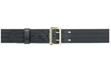 Safariland 87 Suede Lined Belt w/ Buckle, Black, 34in