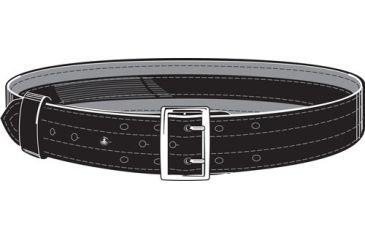 Safariland 87V Suede Lined Belt, w/ Hook and Loop System 87V-XX-8 - Size - 42 in