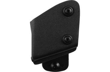 Safariland Adjustable Magazine Pouch, Black Kydex, Right Double Stack 77383121150